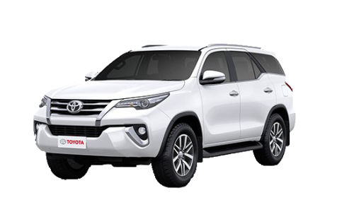 toyota fortuner copy